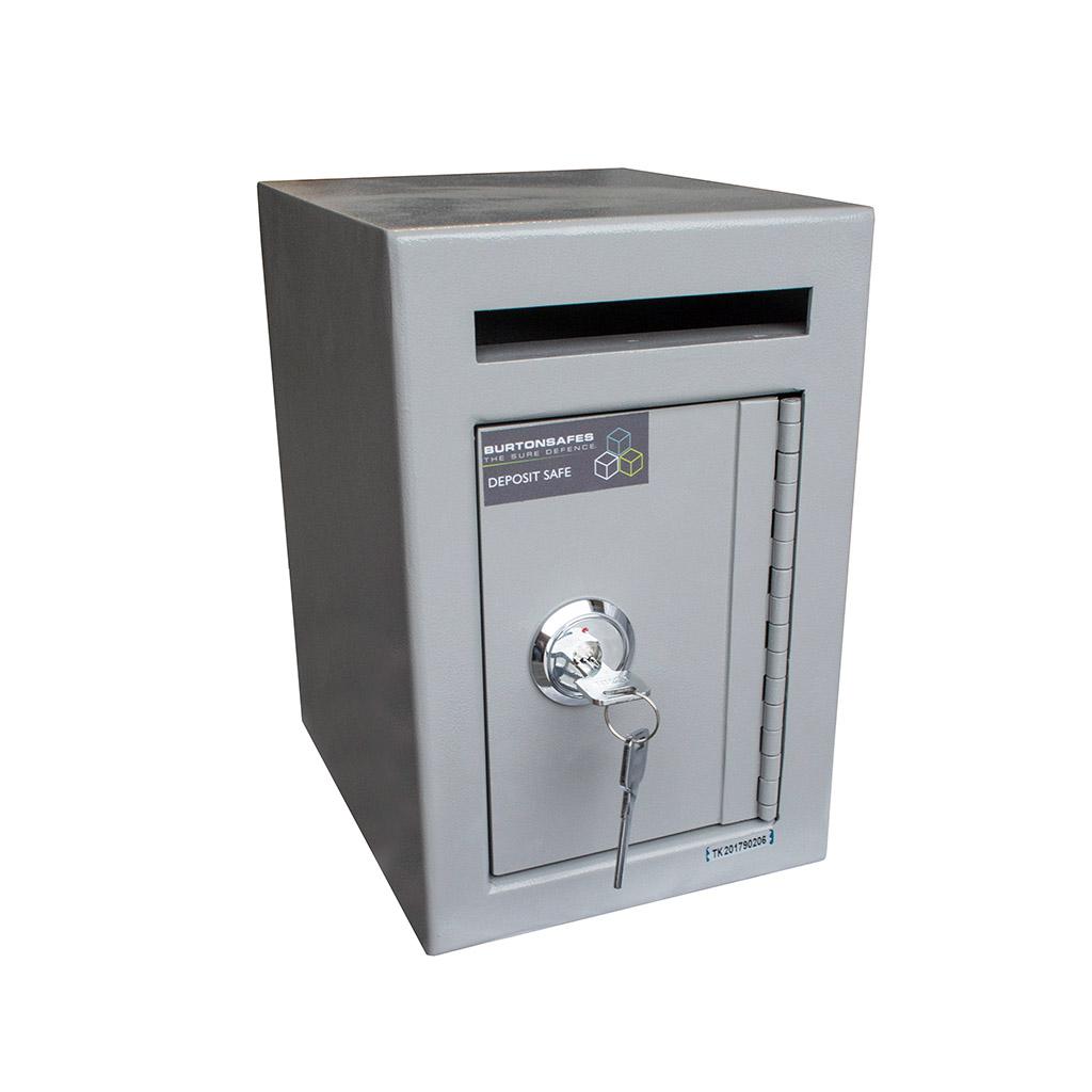 Burton Teller Deposit Safe
